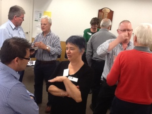 Vinnies Values Volunteers consultation